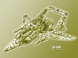 SF-209 by TheXHS
