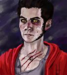 Werewolf Stiles (Teen Wolf) by Hed1418