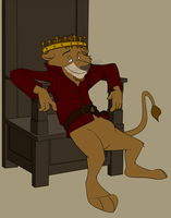 Disney King Hal by OxfordTweed