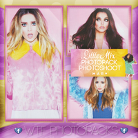 +Photopack de Little Mix. by MarEditions1