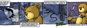 Teddy Bears and Monsters by Kamill