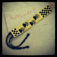 Hufflepuff. by Extrana