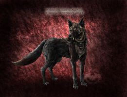...::: Demonical-Canine-Auction CLOSED::::... by AmorpheusArtII