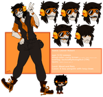 Fantroll time- Leaner Robert reference by Spazzan
