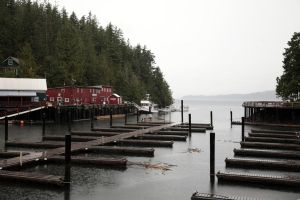 Canada - Telegraph Cove I by puppeteerHH
