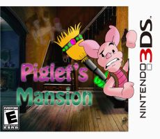 Piglet's Mansion by Scratts