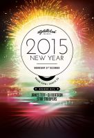 2015 New Year Flyer by styleWish