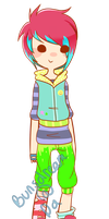 .:Colorful Adopt:. CLOSED by BunsDream