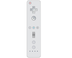 Wii Remote Vector by ikillyou121