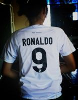 ronaldo by imnotjustakid