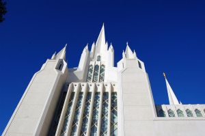 Mormon? church in san diego by ShannonCPhotography