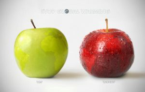 Stop Global Warming - Apples by bartje006