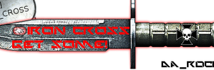 Iron Cross Clan Server Banner by DaRock1119