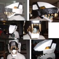 Liger head update 3 or is it 4 by ShadowFox777