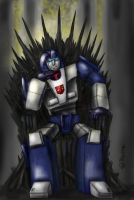 Mirage: Iron Throne by mcat711