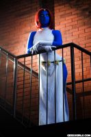 Over The Edge : Mystique by Lossien