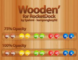 Wooden' Dock Skin by kampongboy92