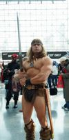 NYCC2015 Conan by zer0guard