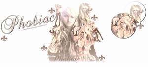 Phobiac Header - August 30 by xSofticatious