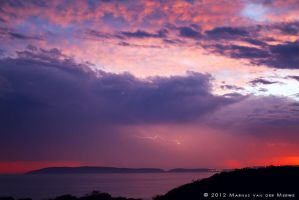 Plett Lightning 2 by Photomerwe
