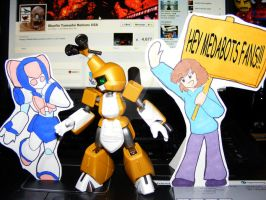 Hey Medabots Fans by LittleMissSkuld