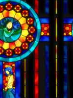 Cathedral Glass by Centi