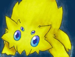 Joltik by Luishi17