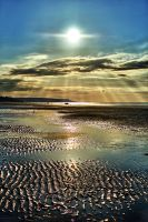 Deauville - plage I by Mayoux