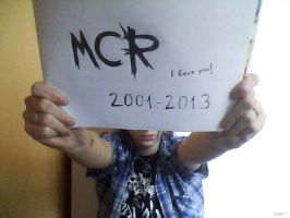 MCR, I love You! by diiwaanc