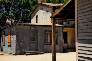 The Old West-2 HDR by Mac-Wiz