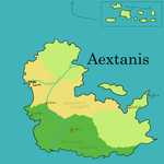 Map Of Aextanis by sharkvechs