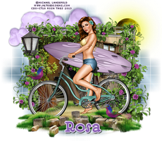 Rosa Tag123 2013 RosaTags4 by CreativeDesignOutlet