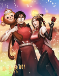 DW: Year of the Monkey by ShootingStar03