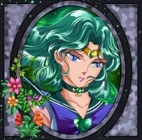 Sailor Neptune by Juni-Anker