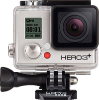 GoPro HERO3+ Silver Icon by MegaBurger187