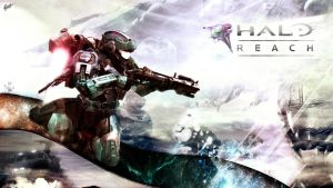 Halo Reach Wallpaper by leozerosty