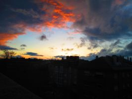 i can't stop to watch the sky by AnnarXy