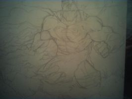 Superman Lines by Anothen