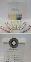 Paint Packaging - Class Proj. by Holy-Promethium