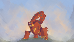 Mythical Pokemon Collection 14 - Volcanion
