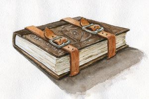 Magic Book by freeminds