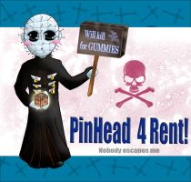 PinHead 4 Rent by Neko-zuki