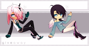 thank you! adopt giveaway - CLOSED by SoukiAdopts