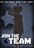 PGS: Join the Water Team by Jymaru