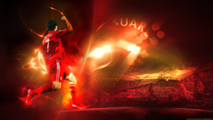 Luis Suarez Liverpool full hd by szymeks