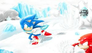 Snowball fight by splushmaster12