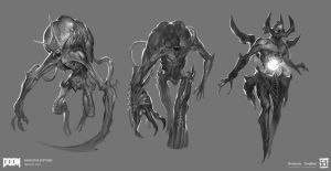 DOOM - Harvester Ideations 1 by emersontung