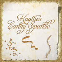 Knotties Earthy Sparkle by Just-A-Little-Knotty