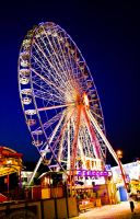 Big Wheel Vienna Austria by Blumen1983