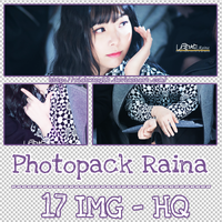 [PHOTOPACK] After School's Raina #8 by riahwang12